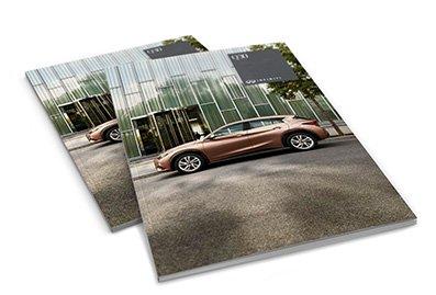 Brochures Infiniti Europe